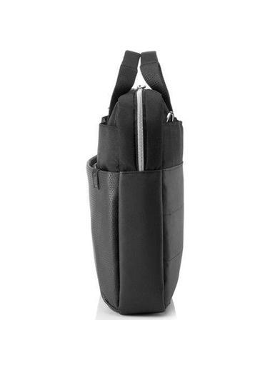 HP Hp 4Qf95Aa Duotone Briefcase 15.6 İnç Notebook Çantası Siyahp - Gümüş Renkli